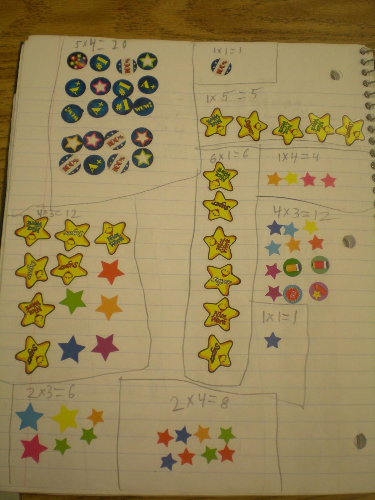 Third Grade Love Multiplication