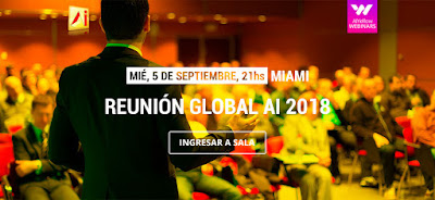 EVENTO GLOBAL AIYELLOW 2018