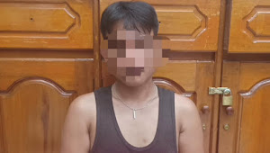Simpan Narkoba, SSS Ditangkap Saat Nongkrong di Warnet Simpang Limo