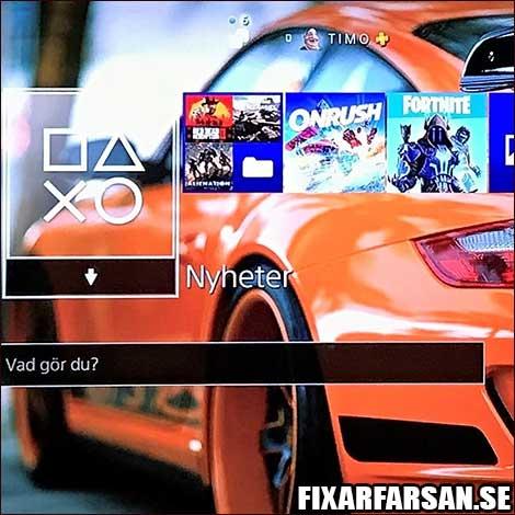 Bakgrundsbild-PS4-Upplösning