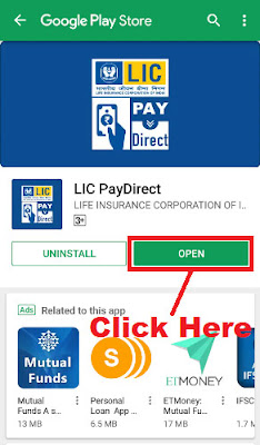 how can download lic premium receipt online