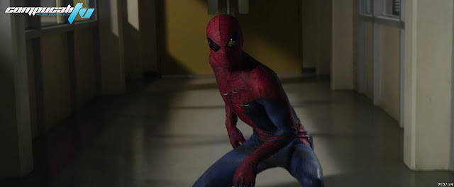 The Amazing Spiderman 720p HD Español Latino Dual BRRip 2012