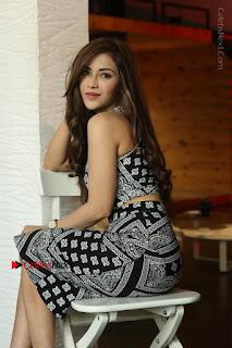 Telugu Actress Angela Krislinzki Latest Pos in Short Dress  0134.JPG