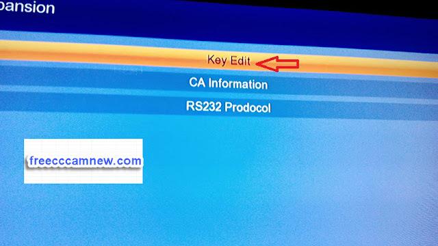 طريقة إدخال شفرة Biss للجزائرية الأرضية على جهاز7star9191HD بالصور,  طريقة إدخال شفرة Biss ,للجزائرية الأرضية ,على جهاز,7star9191HD ,بالصور,