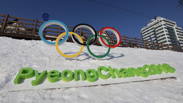 Winter Olympics in Pyeongchang 2018