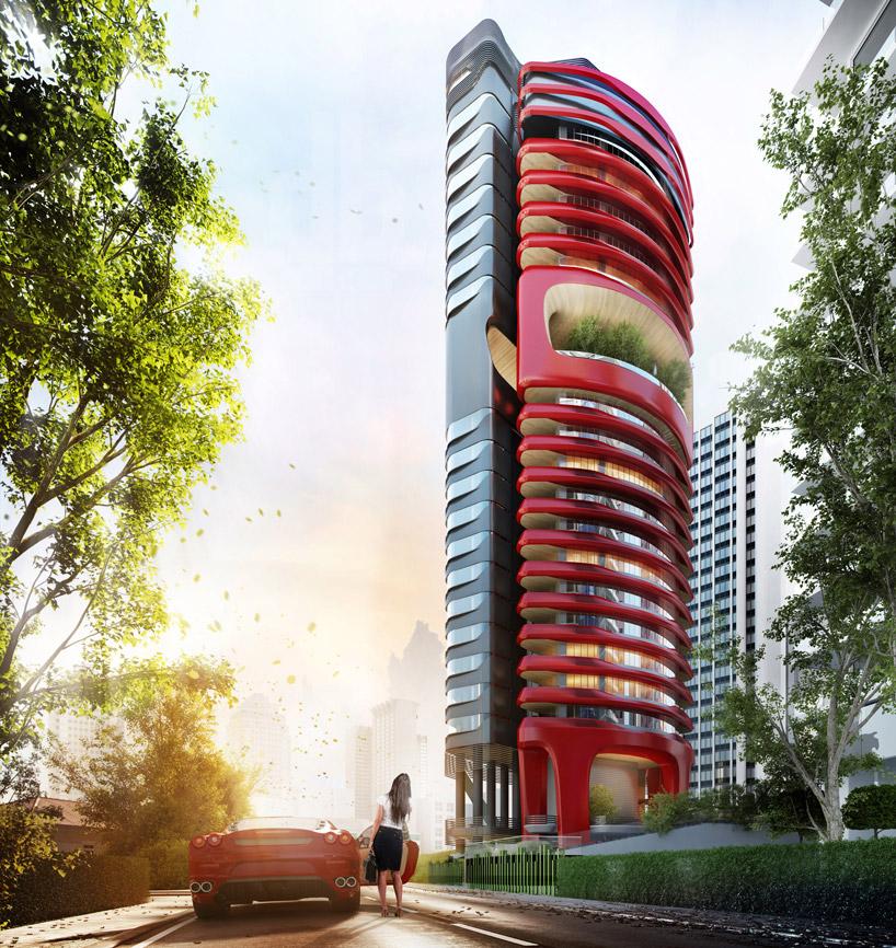 Loveisspeed.......: Ferra Luxury Residential Condo In