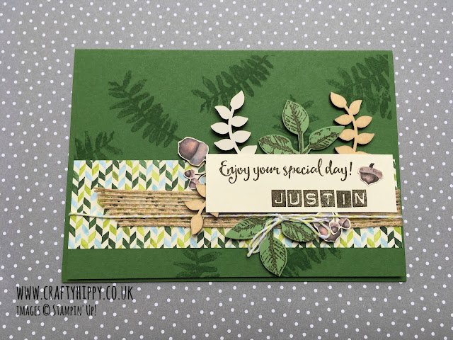Take a look at the Painted Harvest stamp set from Stampin' Up!