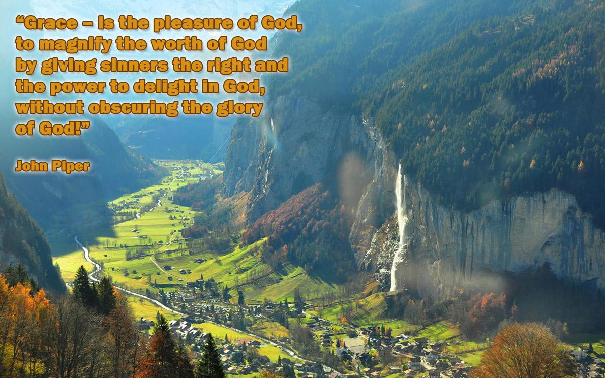 Description of grace
