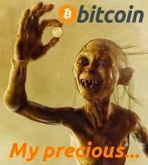 Биткоин монета