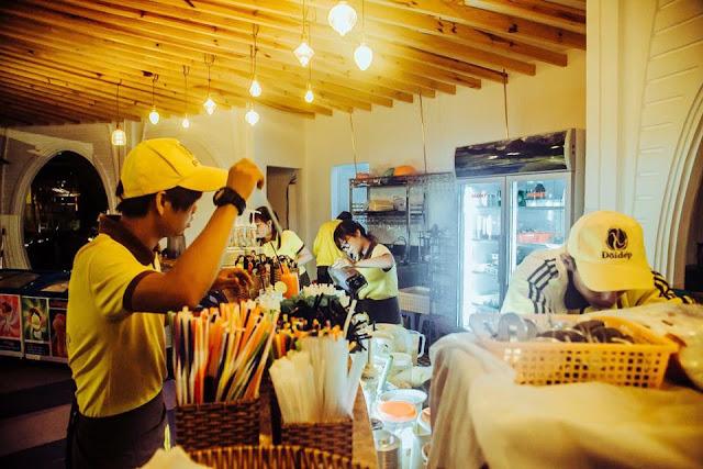 Cafe Đôi Dép – TP. Bảo Lộc