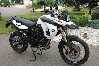 BMW F800 GS HD wallpapers