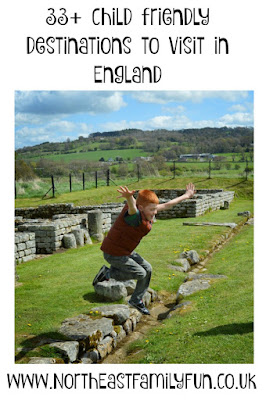 33+ child friendly days out and destinations to visit in England
