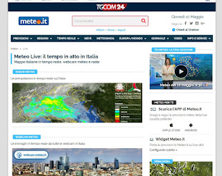 Sito Meteo.it
