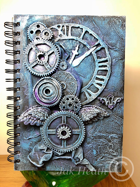 Creating Art Journals