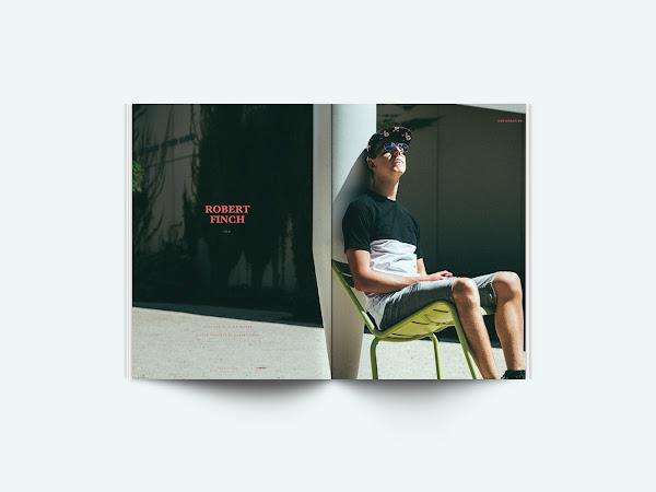 Download 5 Magazine Mock Up PSD Free