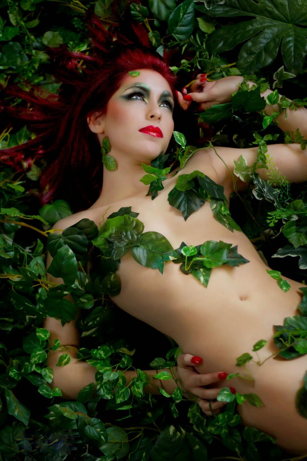 Ivy Sexy Costume