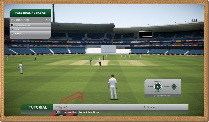 Don Bradman Cricket 17 PC Gameplay