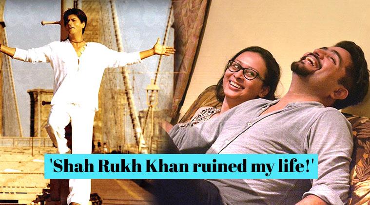 Here's how SHAH RUKH KHAN ruined this Mumbai girl's life… (it's cute, btw)