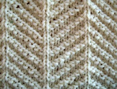 Knitting Stitches Herringbone : Sa invatam sa crosetam si sa tricotam: Modele Tricotate Explicate - Pattern F...