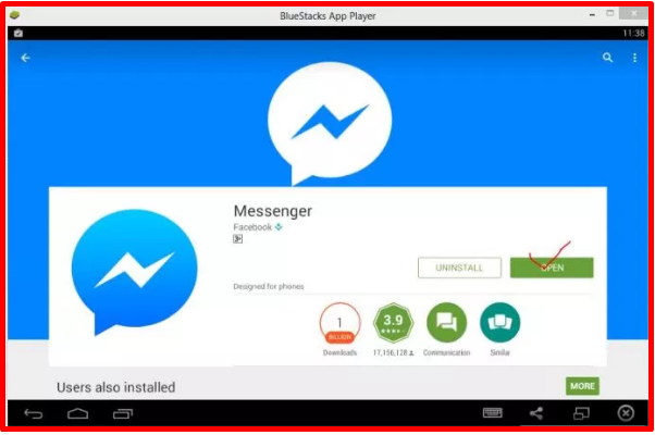 Facebook Messenger Download For Desktop