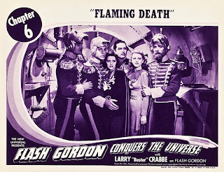 Flash Gordon conquista el Universo - Flaming Death