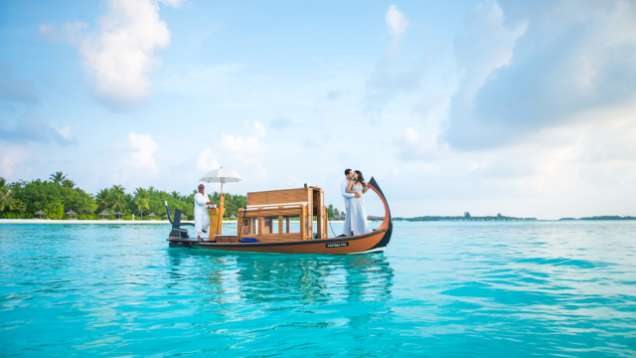 Maldives Honeymoon Packages from India