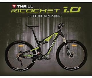 Thrill Ricochet 1.0 27.5inch Terbaru