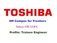 TOSHIBA-off-campus-freshers