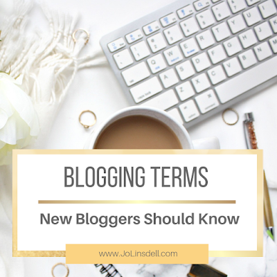 Blogging Terms New Bloggers Should Know #Blogtober #Blogging