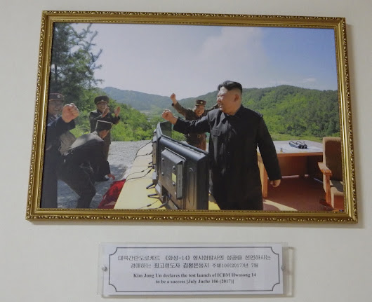 Far Flung Places: Welcome to North Korea