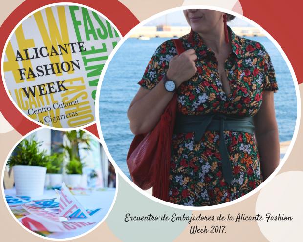 Alicante Fashion Week encuentro embajadores