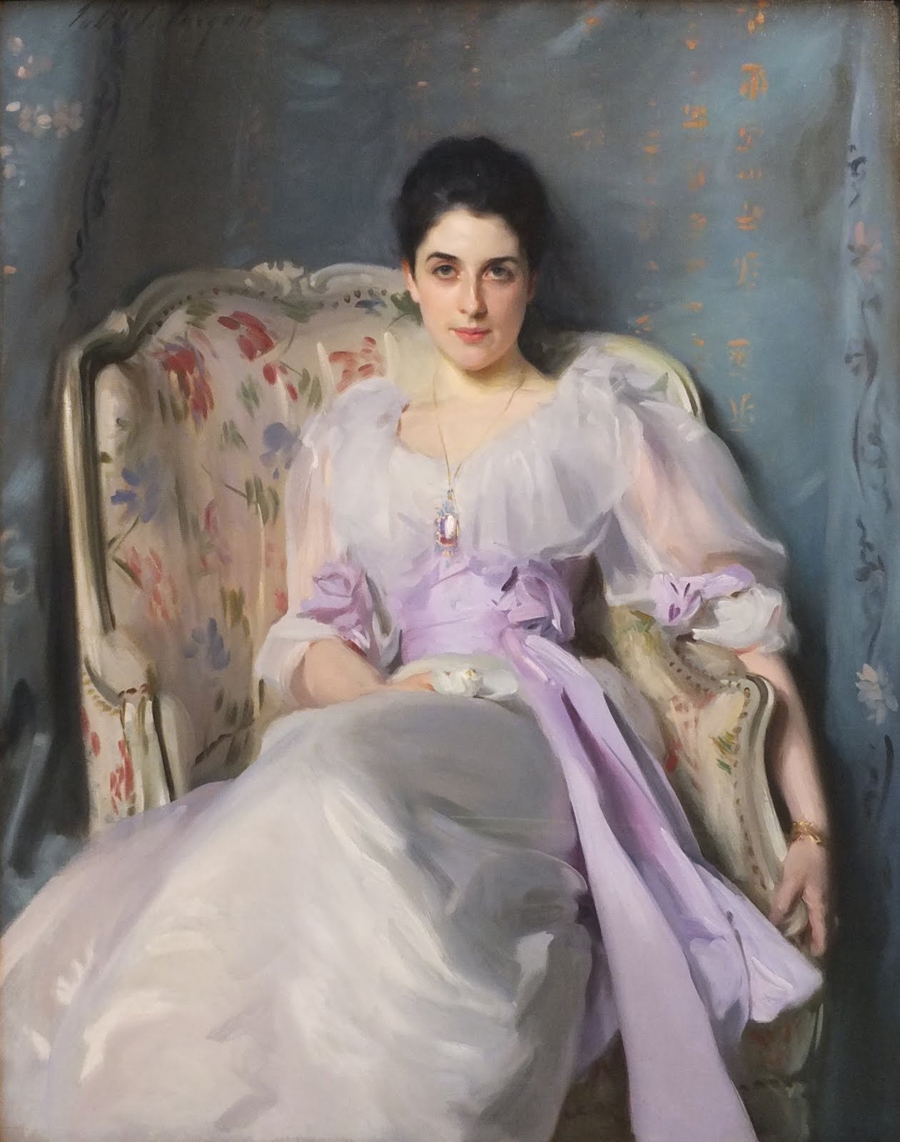 Lady Agnew of Lochnaw by John Singer Sargent, 1892