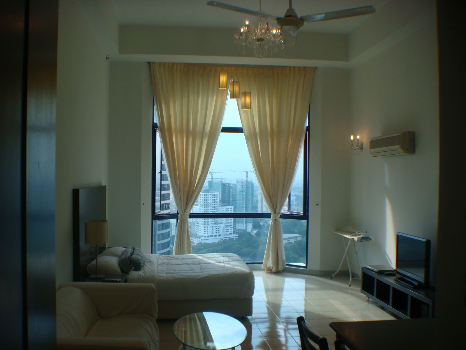 We Have Studio And Two Bed Room Type Of Apartment To Rent