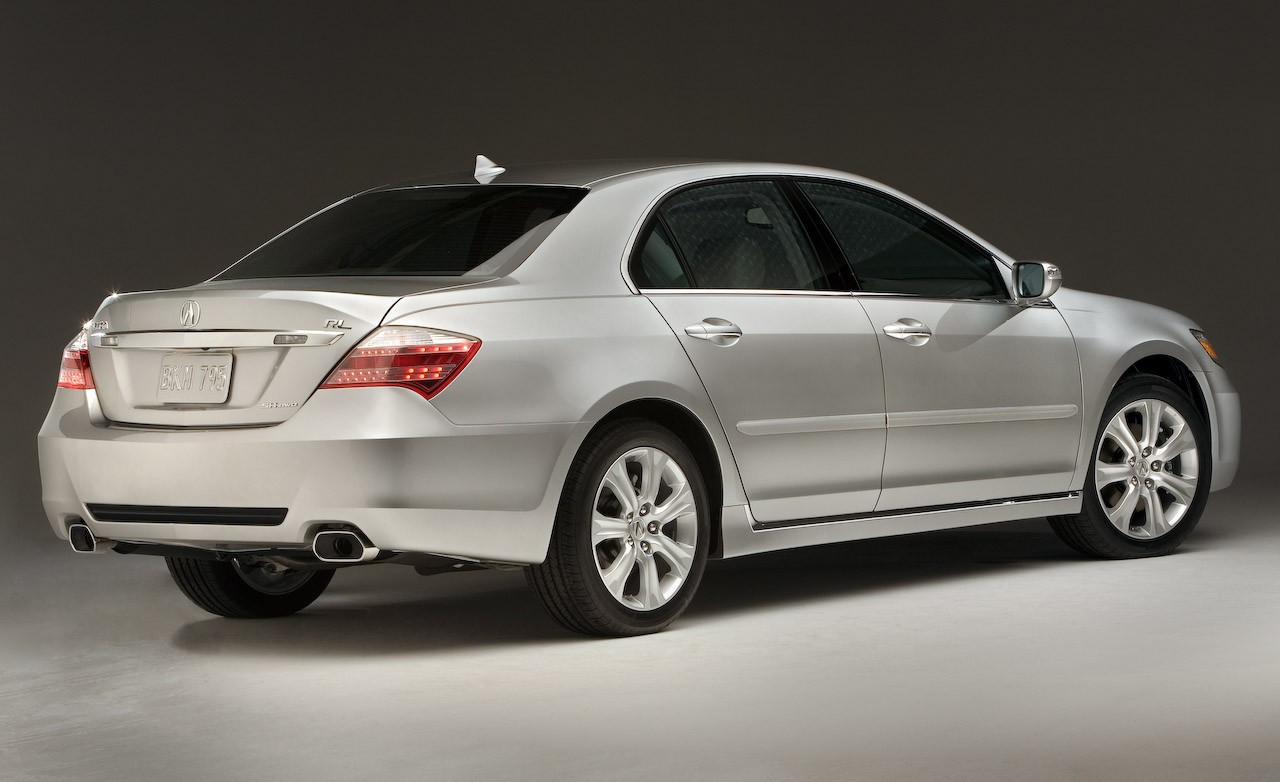 Car-model-2012: 2012 Acura Rl