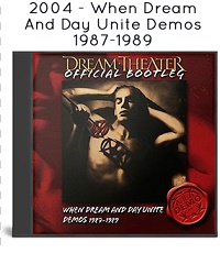 2004 - When Dream And Day Unite Demos 1987-1989