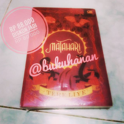 novel matahari Tere Liye