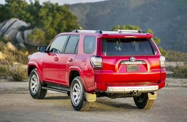 2017 Toyota 4Runner Redesign, Design, Efficiency, Safety
