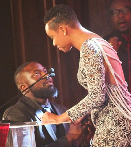 Pokello 'Numb' After Elikem's Marriage Proposal