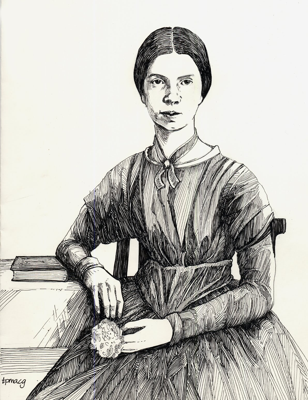 I need A LOT of information on Emily DIckinson.?