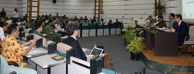 Wali Kota Palopo Hadiri Global Innovation Forum 2016 di Tangsel
