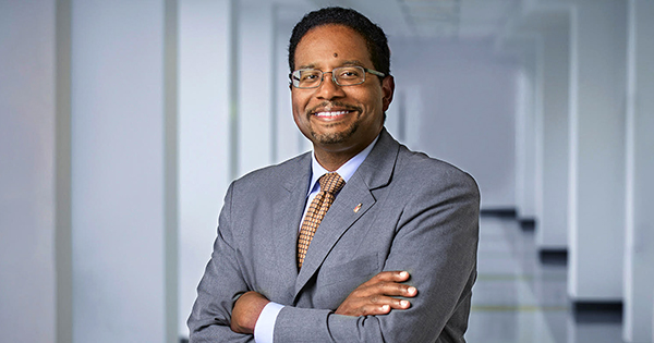 Darryll J. Pines, President of the University of Maryland