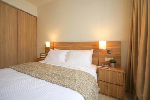 Hanson Court Suites 2BR - Bedroom 2