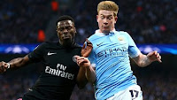 Manchester City vs Paris Saint-Germain 1-0 Video Gol & Highlights