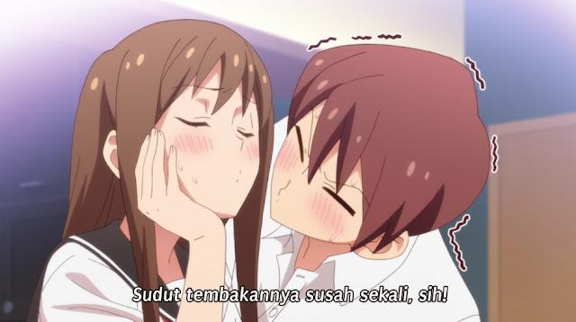 Tsurezure Children Episode 8 Subtitle Indonesia