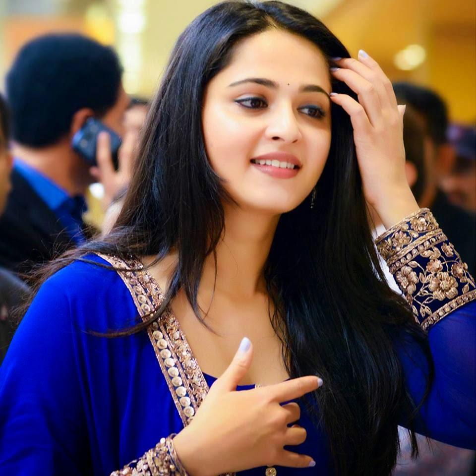 Actress HD Gallery: Anushka Shetty Beautiful HD Pics From