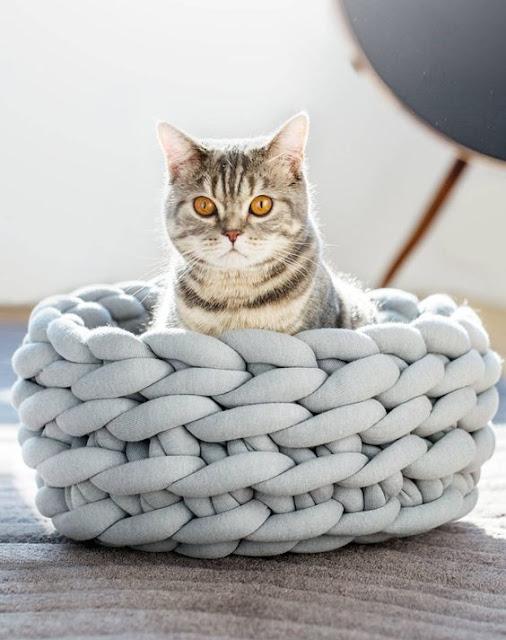 elde battaniye örgü