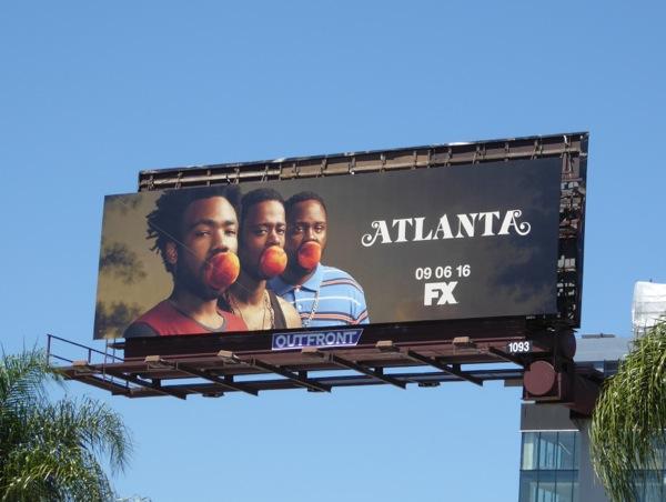 Atlanta series premiere billboard