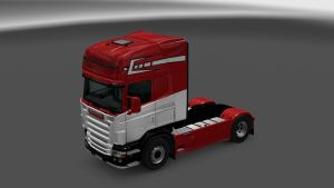 Dutch Beauty Skin for Scania RJL