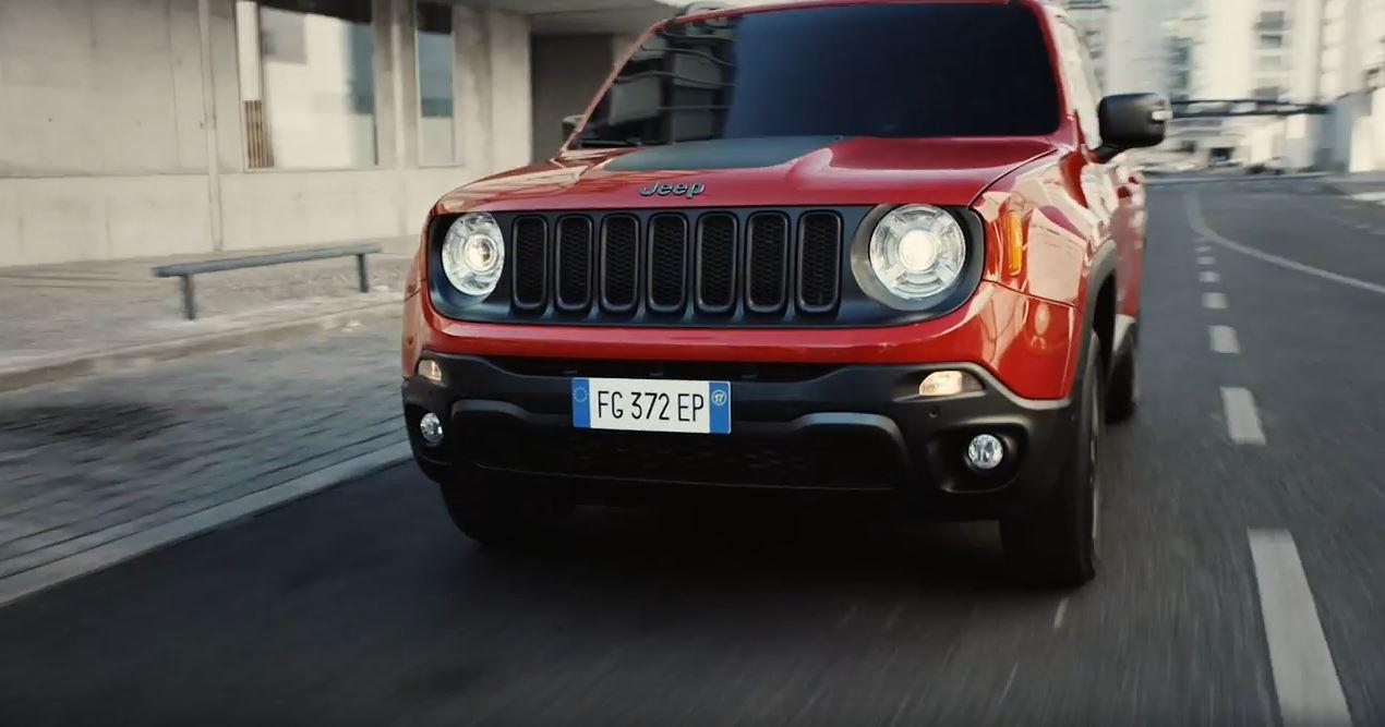 Canzone Pubblicità Jeep spot Renegade 'ti svegli, ti alleni, caffe', esci..' – Marzo 2017