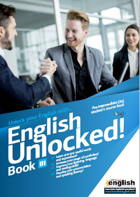 English Unlocked Book 3 Pre-Intermediate